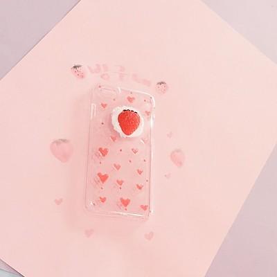 딸기생크림