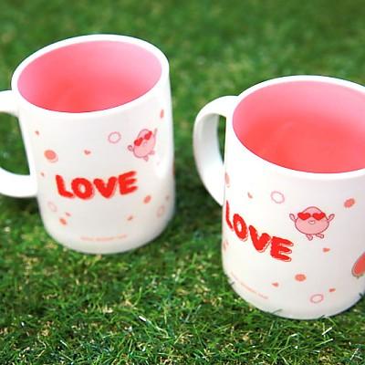 서디페 머그컵 (핑크)
